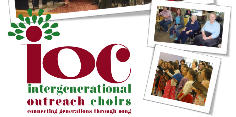 St. Johns Intergenerational Outreach Choir